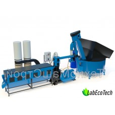 Linia do produkcji pelletu / granulacji  MLG-1500 COMBI +