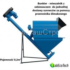 Przenośnik ślimakowy / Kalibrator KSM-400