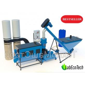 Linia do produkcji pelletu / paszy MLG-500 COMBI 14 kW