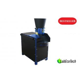 Granulator do pasz i pellet GKM-200 /  5.5-7.5 kW, 380W