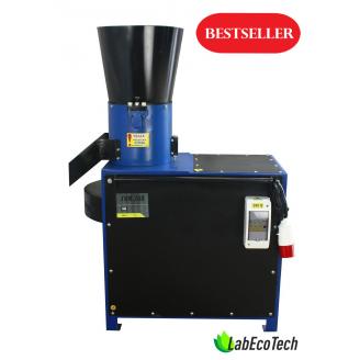 Peleciarka / Granulator do pasz i pellet GKM - 260 /  11 kW, 380W