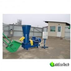 Granulator uniwersalny do pasz i pellet Ultra Combi 150 /  13-17 kW, 380 V