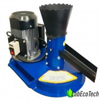 Granulator paszowy  Rotex-100 / 1.5 kW, 220 - 380W