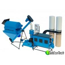 Linia do produkcji peletu / granulacji  MLG-500 COMBI +