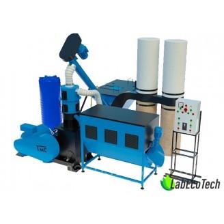 Linia do produkcji pelletu MLG-1000 COMBI 25 kW