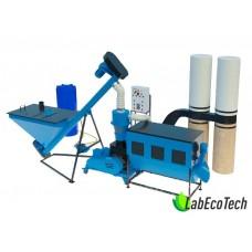 Linia do produkcji peletu /  granulacji MLG-500 COMBI