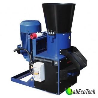 Peleciarka / Granulator do pasz OGP-260 / 11 kW, 380W